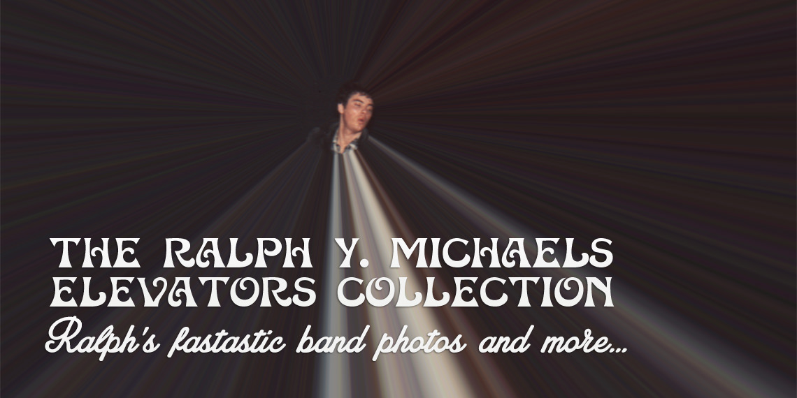 Ralphy Y. Michaels Elevators Collection