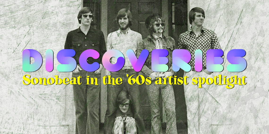 Discoveries: Sonobeat in the '60s artist spotlight